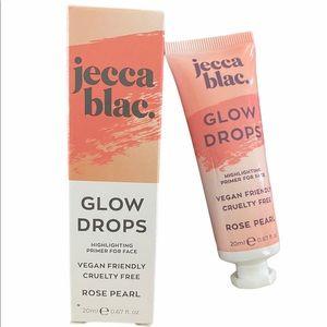Jecca Blac Rose Pearl Highlight Glow Drops Primer